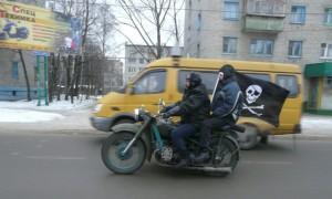 Эхо войны - новогодние танкисты